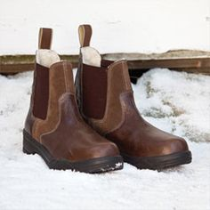 Solstice Winter Paddock Boot $99.95 Perfect for the snow and chilly temps!