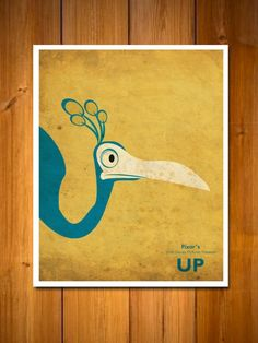 "Pixar animation ""UP"""
