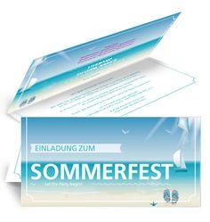 einladungskarte mit falz oben jetzt günstig online bestellen bei, Einladung