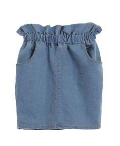retro high waist washed denim shorts 49 brl liked on. Black Bedroom Furniture Sets. Home Design Ideas