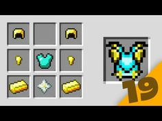 In this Minecraft Crafting Ideas, I explain the various Crafting Recipes, or Crafting Ideas, for Vanilla Survival, or Minecraft Mods! Youtube Minecraft, Minecraft Mods, Minecraft Seed, Amazing Minecraft, Minecraft Tutorial, Minecraft Blueprints, Minecraft Creations, Minecraft Skins, Minecraft Buildings