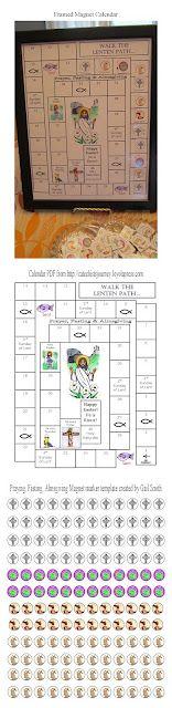Lent Calendar