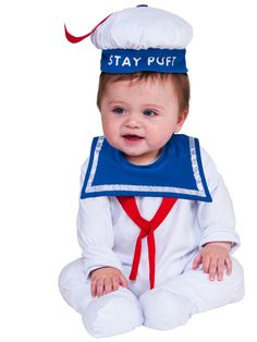 Toddler Rubie/'s Baby Top Gun E-Z On Romper Costume