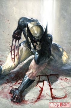 Wolverine by Gariele Dell'Otto