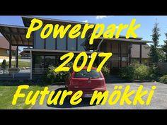 Powerpark 2017 Future 4 hengen mökki