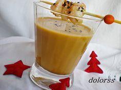 Blog de cuina de la dolorss: Crema de marisco con gambas y vieiras