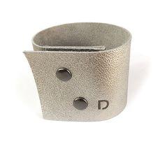 Inspired by minimalist contemporary art Cuff Bracelets, Contemporary Art, Minimalist, Inspired, Metal, Leather, Jewelry, Jewlery, Jewerly