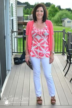 Fashion Over 40 | Daily Mom Style 06.11.14 - Musings of a Housewife