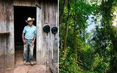 Brazilian Amazon Farmer