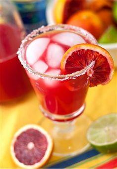 fun summer drink