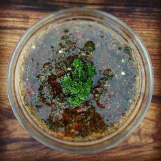 skinnymixer's Spicy Balsamic Dip