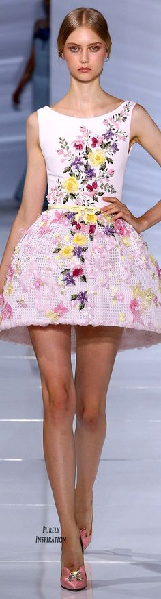Georges Hobeika 2015 FW Haute Couture   Purely Inspiration