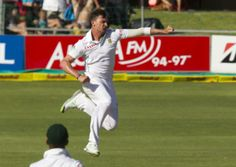 The Proteas staged a remarkable fight at St Georges Park against Australia after being comprehensively outplayed during the first Test at Centurion. St George's Park, V Australia, Saint George, Man, Cricket, Soccer, Gallery, Sports, Hs Sports