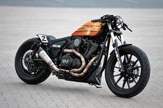 WALZWREK RACING # Yamaha XV950