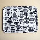 Kuppila-tray by Polkka Jam Bread Board, Tea Time, House Design, Trays, Chopping Boards, Kitchen Products, Brick, Decor, Tableware