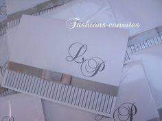 Convites confeccionados em papel importado perolado de alta gramatura!  Personalizados ao seu gosto!