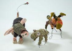 Wrapped Animals | Carla Sonheim