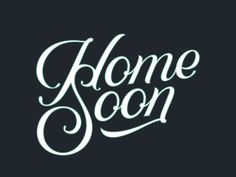 Home Soon by Brendan Prince #Design Popular #Dribbble #shots