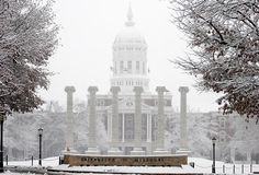The Quad and Snow.  Love and Love.