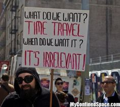 Time Travel Now
