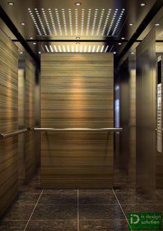 Elevator Interior | Lift Cabin