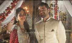 Ayeza Khan With Hamza Abbasi !