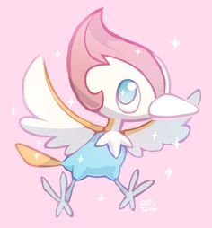 Cute. Now I definelly want this Pokemon on my team and call it Pearl.
