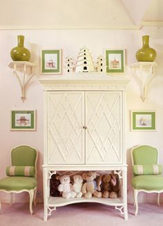 Mary McDonald Interiors Child's room....nice enough for any room, love the colors