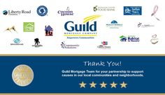 #guildmortgage #charity #sozofriends