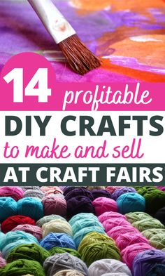 Best Money making crafts and easy crafts to sell for teens, kids and adults. These simple decor crafts and super cute! Find out these awesome craft fair ideas to sell. Diy Projects You Can Sell, Diy Money Making Crafts, Diy Crafts To Sell On Etsy, Diy Projects For Kids, Crafts To Make And Sell, Easy Diy Crafts, Decor Crafts, Handmade Crafts, Wood Projects