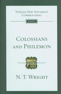 24 best ephesians images on pinterest bible book bible studies colossians and philemon an introduction and commentary tyndale new testament commentaries fandeluxe Images