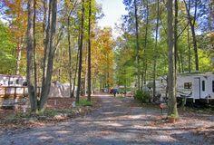 Appalachian RV Resort, An Encore Resort at Shartlesville, Pennsylvania, United States - Passport America Discount Camping Club