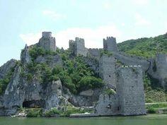 Golubac Castle, River Danube, Serbia