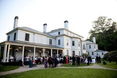 Our own Lyman Estate! Newly reopened in 2012