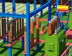 """Check out new work on my @Behance portfolio: """"Transformer station"""" http://on.be.net/1IJOAUq"""