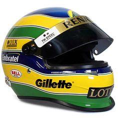 Team Lotus 98T Renault (1986) Kyosho 2013 Ayrton S...