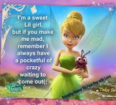 And the final funny of the night is.my girl Tink and her pocket full of cray-cray. Tinkerbell Quotes, Tinkerbell Pictures, Tinkerbell And Friends, Tinkerbell Disney, Peter Pan And Tinkerbell, Tinkerbell Fairies, Fairy Pictures, Disney Fun, Disney Magic