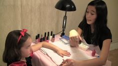 Princess Rosie Gets A Manicure. Rosie gets her nails painted by Guppy. They talk about what makes a good boyfriend. All in good fun. Don't take it seriously. Kids Manicure, Up To Something, Pink Nail Polish, Best Boyfriend, Guppy, Perfect Pink, Pink Princess, Tea Party, Entertaining