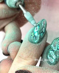"""35k Likes, 570 Comments - #1 NailArt Chain In Russia (@nail_sunny) on Instagram: """"Onix nails ❤️❤️❤️ or ? #nailsunnytutorial #nailsunnytransformation"""""""
