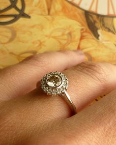 Reminds me of Christine's lovely ring in the Phantom of the Opera (2004).