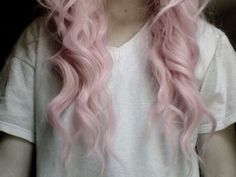 Idée Couleur & Coiffure Femme 2017/ 2018 : salt-roses:  Pink pale and pretty. Message me if you are really similar :)