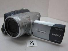 KC500DA キャノン CANON iVIS HV20 撮影確認_画像1