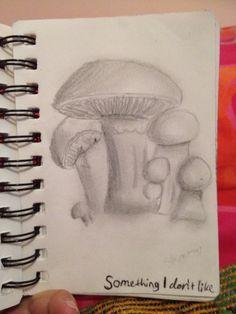 Mushrooms Stuffed Mushrooms, Drawings, Art, Sketch, Kunst, Portrait, Stuff Mushrooms, Drawing, Resim