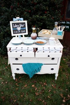 hot cocoa bar for wi
