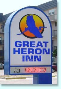 Great Heron Inn Indian Rocks Beach Fl Florida Hotels Vacation