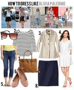 jillgg's good life (for less) | a style blog: style icon: Olivia Palermo!