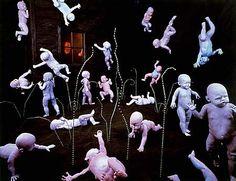 Sandy Skoglund - Maybe Babies