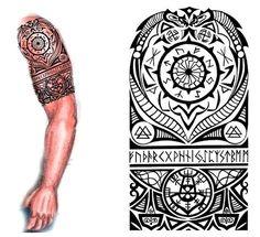 norse tattoo designs - Google Search