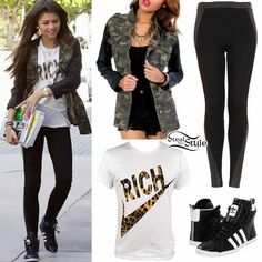I like this outfit<3