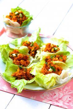 Kisir – snadný recept s bulgurem - Kuchařka pro dceru Lettuce, Food And Drink, Vegetables, Eat, Nouvel An, Recipes, Bulgur, Red Peppers, Recipies